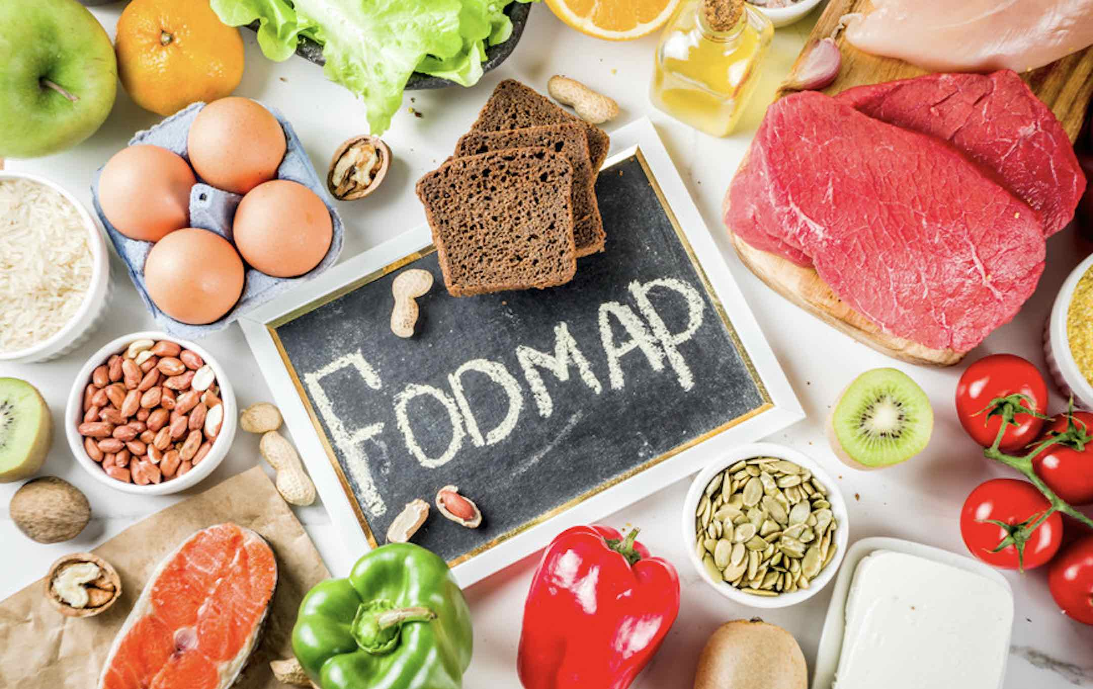 Fodmap healthy diet food - Diet&cie