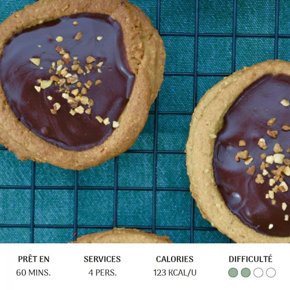 Sablés Choco - Diet&Cie
