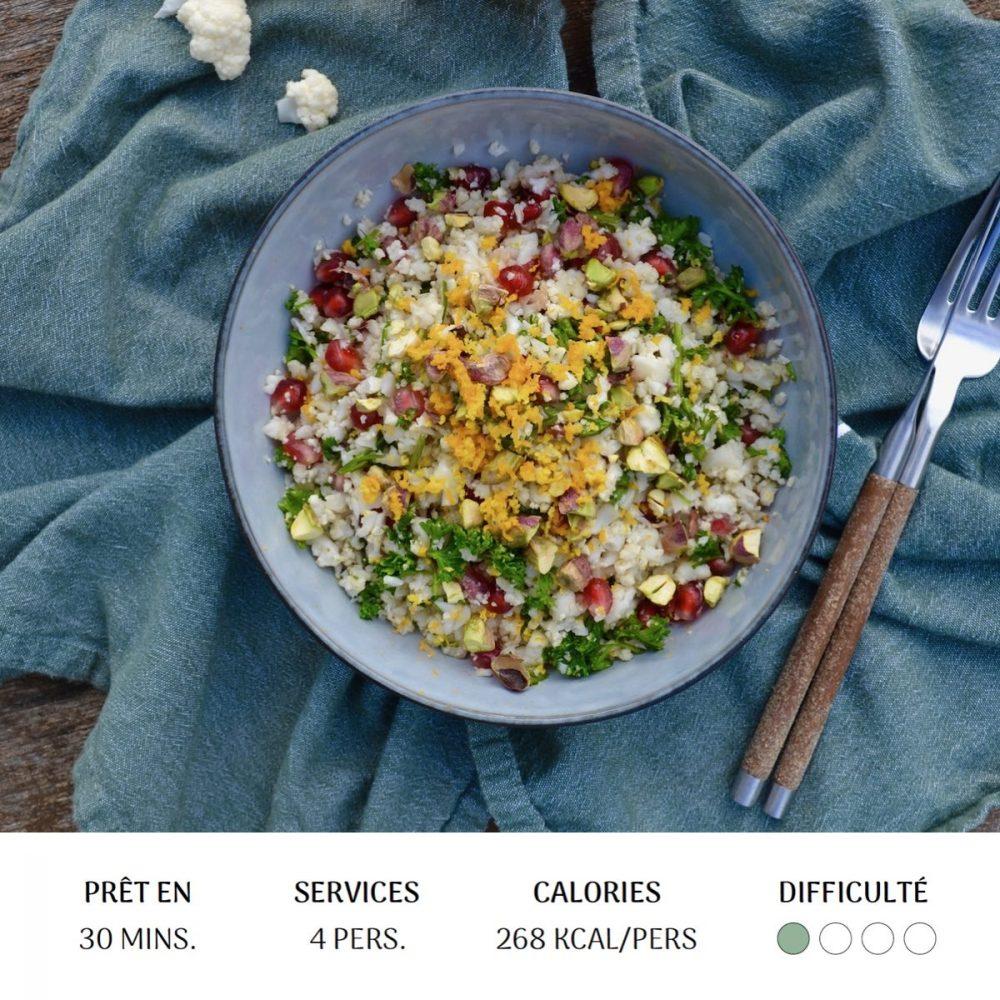 Régal de Chou-fleur - Diet&Cie diététicienne en ligne