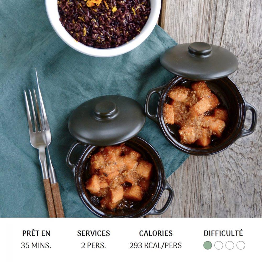 Gratiné de Saumon - Diet&Cie diététicienne en ligne
