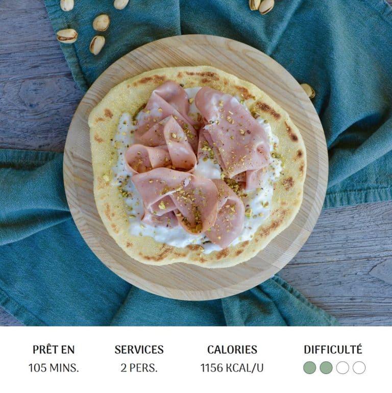 Pain à la Poêle - Diet&Cie diététicienne en ligne