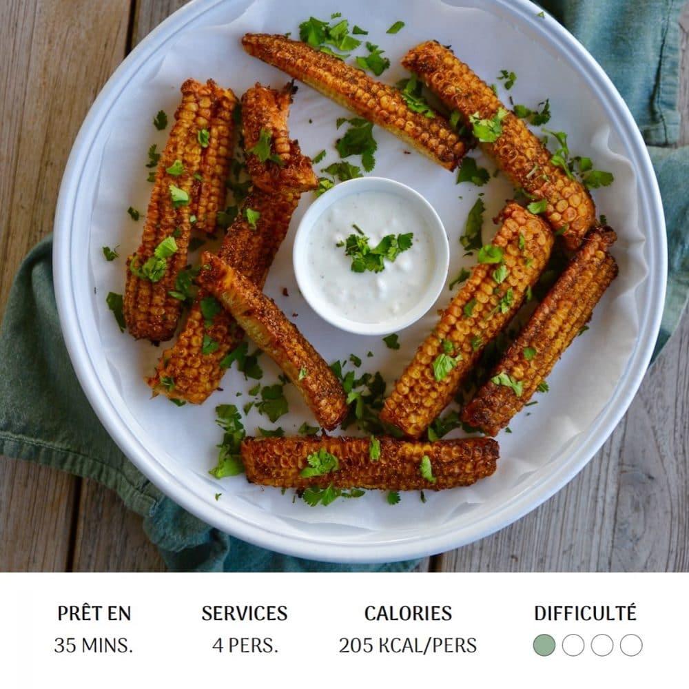 Apéro de Maïs - Diet&Cie diététicienne en ligne